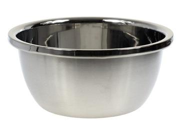 Чаша из нержавеющей стали 2,5 л, 22,5 см