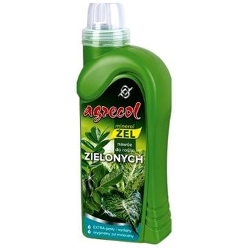 AGRECOL Удобрение для зеленых растений Гель 500 мл