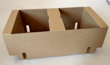 Картонная корзина Любянка 0,5 кг 20 шт.