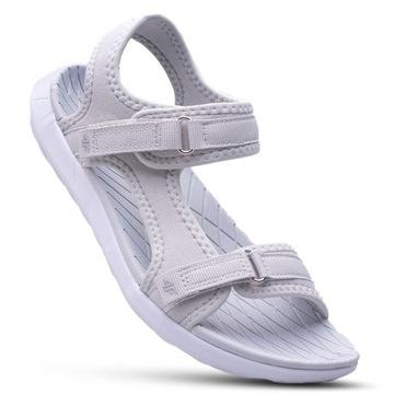 Sandały damskie 4F Allegro.pl