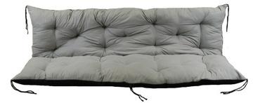 Подушка для поддона, садовая скамейка 120x80x40 см