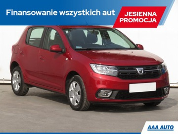 Dacia Sandero II Hatchback 5d Facelifting 1.0 SCe 73KM 2020 Dacia Sandero 1.0 SCe , Salon Polska