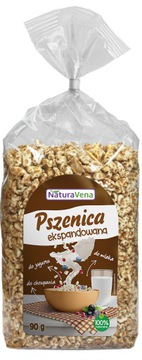 NaturAvena Expanded Wheat 90гр.