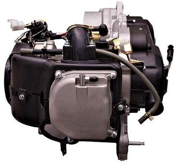 Двигатель к skutera moretti 50cm 4t barton romet, фото 4