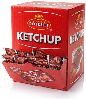 ROLESKI Mild Ketchup в пакетиках 100 x 15 мл