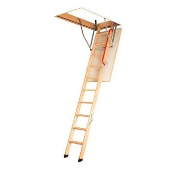 Лестница-чердак FAKRO LWK Plus поручень 70x130x305