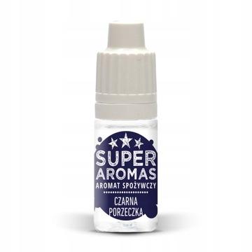 SUPER AROMAS Пищевой ароматизатор черная смородина 10мл