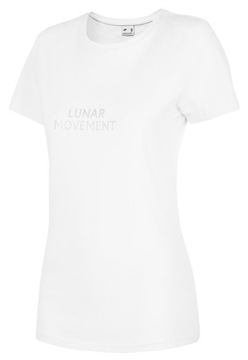 Koszulka damska 4F T-SHIRT BAWEŁNA TSD014 L