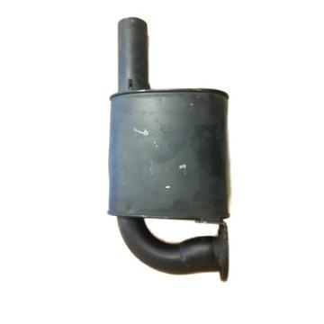 Глушитель JCB 3CX 4CX 331/52383