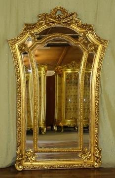 OPENWORK gold STYLISH MIRROR tremo стекло с фаской