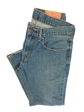 Levi's 559 spodnie jeans męskie straight fit 32/30