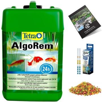 TETRA POND ALGOREM 3л для зеленой воды ВОДОРОСЛЕЙ