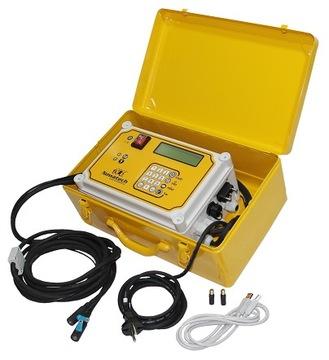 Аппарат для электромуфтовой сварки Zern-800plus