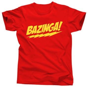 Koszulka Sheldon Niska Cena Na Allegro Pl