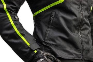 Кожанная куртка мотоциклетная женская lady sportowa, фото 5