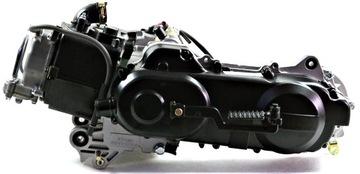 Двигатель к skutera moretti 50cm 4t barton romet, фото 2