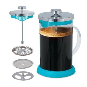 Кофейник, чай, зелень, кувшин, сито 800мл