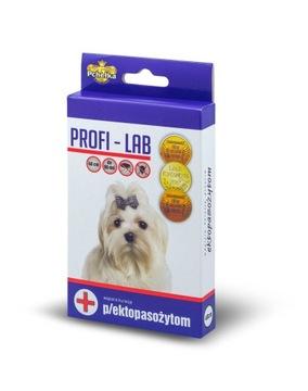 Ошейник из флиса Profi-Lab Maltese 40 cm Dog