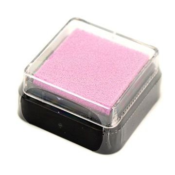 Чернила для мини-штампа - розовые