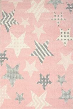 Ковер Bambino Stars 120x170 Для Девочек