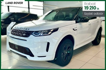 Land Rover Discovery Sport SUV Facelifting 2.0 P I4 200KM 2021