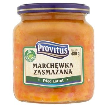Жареная морковь Provitus 480 г