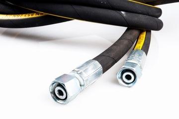 Шланг гидравлический DN10 2SN M18x1.5 1.5м pro