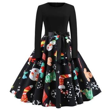 Swiateczna Sukienka Niska Cena Na Allegro Pl