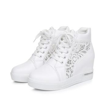 Sneakersy Na Koturnie Rozmiar 36 Niska Cena Na Allegro Pl