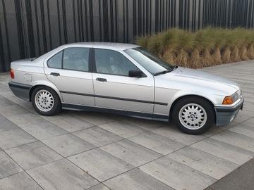 BMW Seria 3 E36 1991 BMW 3 (E36) 325 i 192 KM 2 wł skóra automat, zdjęcie 1