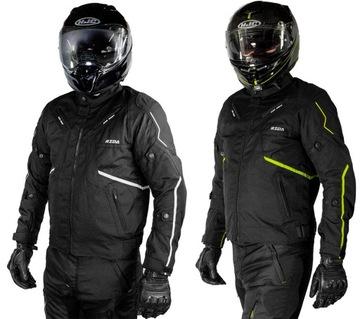 Куртка мотоциклетная текстильная meska туристическая, фото 0