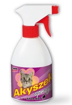 Certech Akyszek Repeller для кошек спрей 400мл