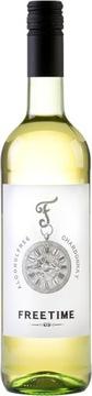 Вино сладкое безалкогольное Chardonnay 0,75л белое