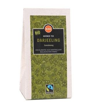 Зеленый чай Дарджилинг, рассыпной, 100 г Bio / FT
