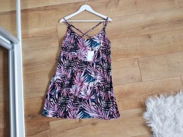 Drywash Top Secret damska sukienka lato 36 S