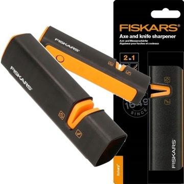 Нож точилка для топора FISKARS EDGE X-Sharp