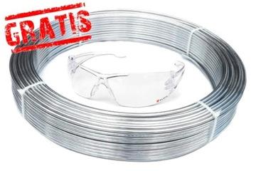 Алюминиевый заземляющий провод fi8мм 20 кг - 148 пог.м