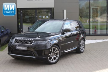 Land Rover Range Rover Sport II SUV Facelifting 2.0L Si4 300KM 2019