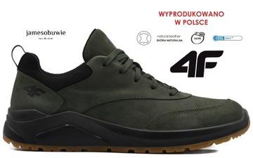 Męskie buty miejskie sportowe 4F OBML252-43S 44