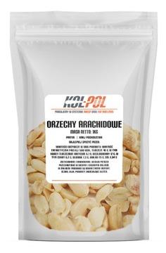 Арахис и арахис без соли 1 кг
