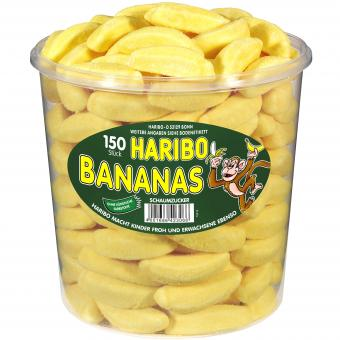 HARIBO GUMBLES BANANA BANANA BANANA 150 PCS DE