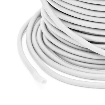 kau10 Резиновый ремешок, пустая резиновая веревка 2мм 2м