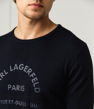 Swetry męskie Karl Lagerfeld Allegro.pl