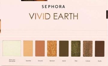 SEPHORA COLLECTION Vivid Earth paleta cieni
