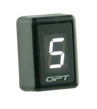 Купить Индикатор передач GPT Universal GI1001 белый на Otpravka - цены и фото - доставка из Польши и стран Европы в Украину.