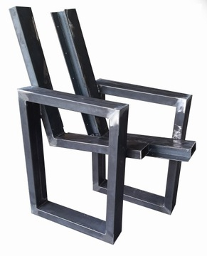 Каркас, ножки для скамейки со спинкой