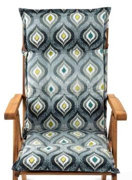 Подушка MACA дизайн 859 для высокого садового стула