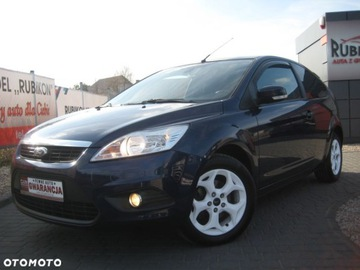 Ford Focus II Hatchback 5d 1.6 Duratec 100KM 2010
