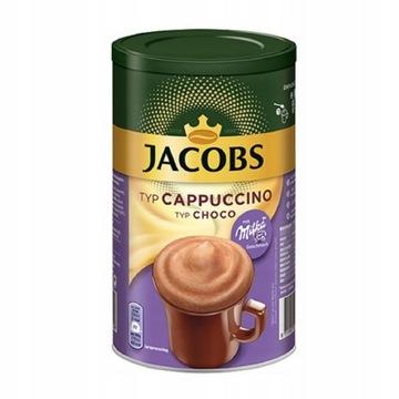 JACOBS CAPPUCCINO CHOCO Milka 500G из Германии