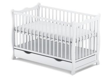 JULIA детская кроватка с функцией TAPCZANIK SOFA